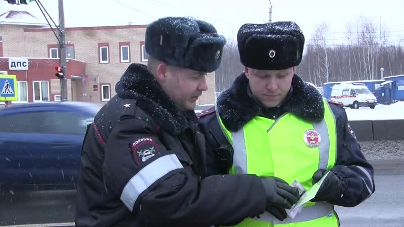 Нижегородские дорожные полицейские проверили безопасность пассажирских перевозок