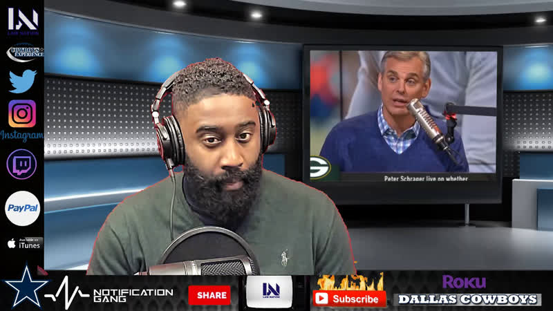 Troy Aikman Texted Dak About Multiple Playoff Wins Colin Cowherd is Bipolar | Laws Review