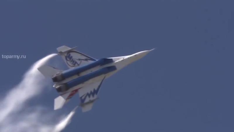 Так летают только самолеты РФ , западные военные в шоке после такого взлета
