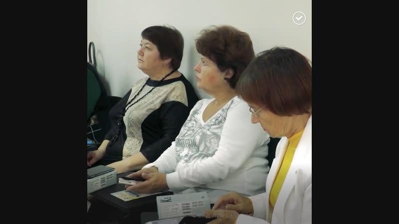 Школа самозанятости пенсионеров Снова в деле
