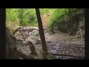 Луганский водопад.