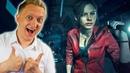 Не пропусти! Стрим ВАРПАЧА перед отлётом в Resident Evil 2 Remake прохождение за Клэр Редфилд