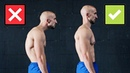 Improve Your Posture 3 Exercises Only