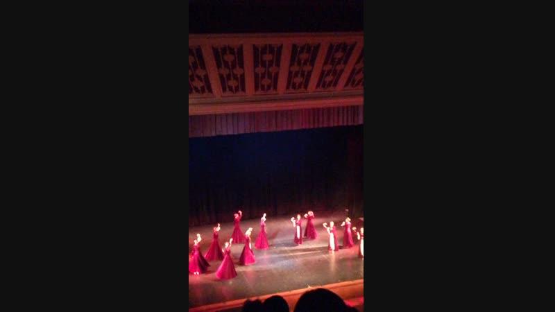 Адыгский танец. Танцы народов мира. Балет Игоря Моисеева