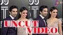 Uncut Video | Sanaya Irani and Mohit Sehgal Interview | GQ Awards | Telly Chaska