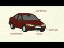 Aprender español El coche nivel intermedio