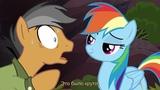 My Little Pony FiM Сезон 6, серия 13 Stranger Than Fan Fiction HD русские субтитры