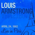 Louis Armstrong альбом Live in Paris
