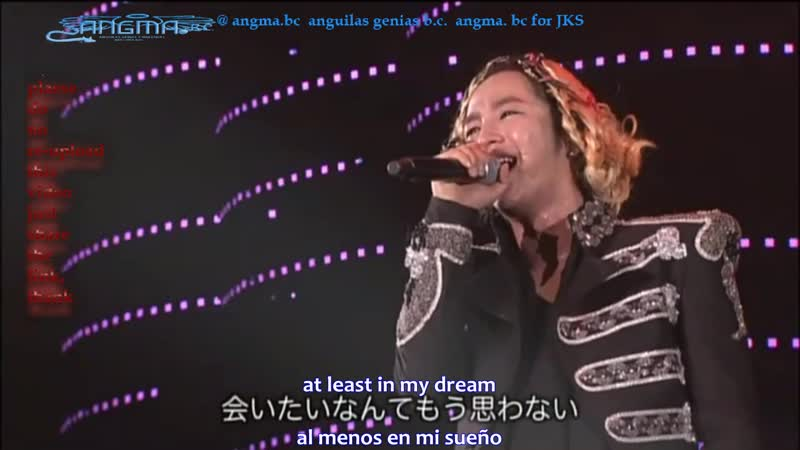 Jang Keun Suk 💧 Let Me Cry_THE CRISHOW In Japan 20111026