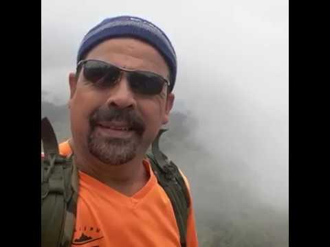 Recorrido, Cerro de la Muerte, Costa Rica
