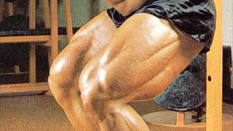 Tom Platz - DON'T LEAVE THE GYM A LOSER - Bodybuilding Motivation