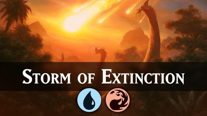 Storm of Extinction   Guilds of Ravnica Standard Gameplay [MTG ARENA]