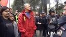 Ройзман встал между полицией и народом в Екатеринбурге
