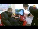 В чебоксарском реабилитационном центре для детей открылся автокомплекс