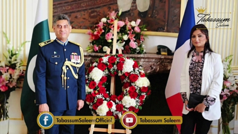 Pakistan Defense   and Martyrs day Embassy of Pakistan in Paris 2018   Video Editing   Faheem.Portfolio