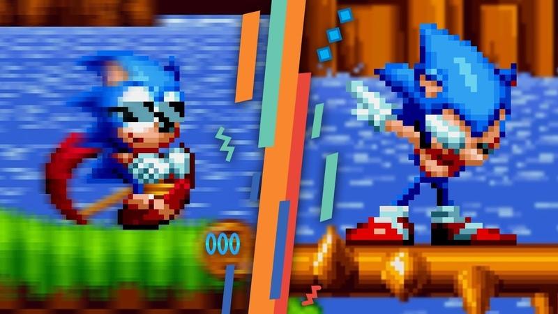 Sonic Mania Plus : Dab Memes Adventure