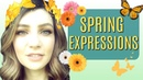 Beautiful Idioms Expressions for the Spring Season
