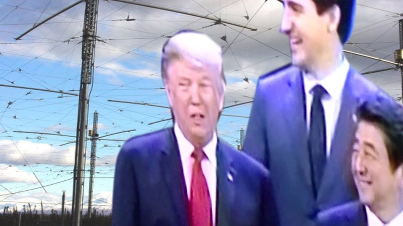 ¿H.A.A.R.P durante la CUMBRE del G20