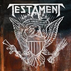 Testament альбом True American Hate