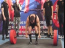 Чемпионат России WPA 2018 Тяга 270кг 3й подход