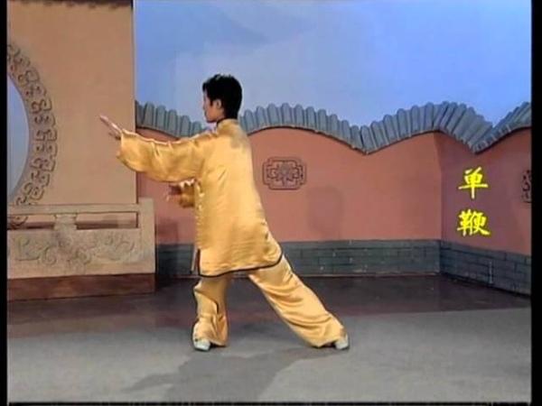 Taiji forma 88 Yang 1^ e 2^ parte