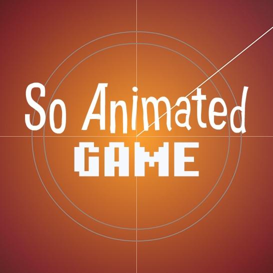 Афиша So Animated Game. Квиз по анимации. ЕКБ