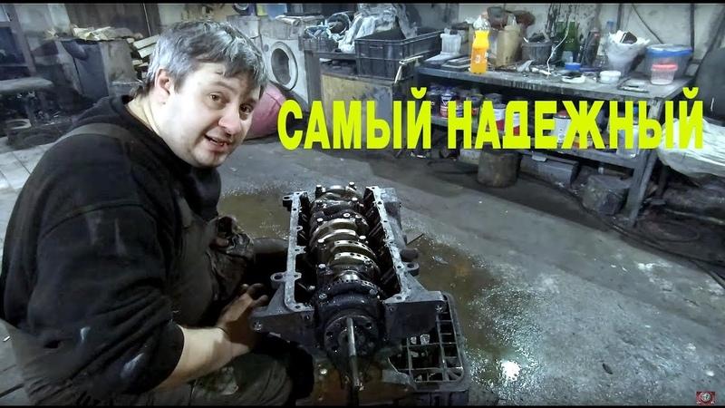 Вскрываем контрактные моторы 2 4 JTD