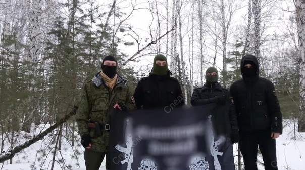В Челябинске банда скинхедов убила человека и раскрашивала советские памятники свастиками Видео и