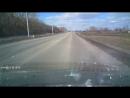 Разбой среди белого дня в Липецке: черные маски, дробовики и ошибка водителя