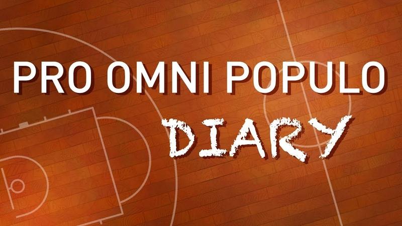 P.O.P. Diary. 17 week. Saturday