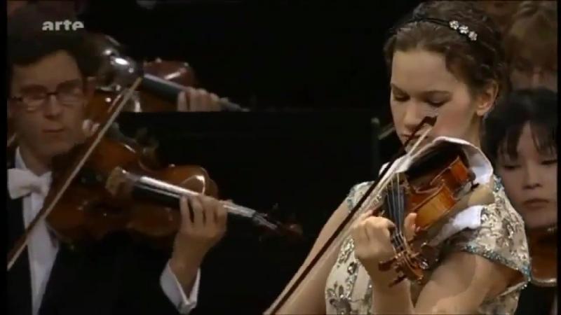 A.Glazunov - Violin Concerto. Hilary Hahn.
