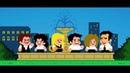 Friends 8-Bit Show Opening
