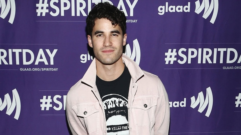 Darren Criss sings 'Issues' with Justin Tranter at the GLAAD SpiritDay concert 'BEYOND'