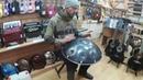 Hang Drum(HandPan) из рессорной стали в Skybeat ru