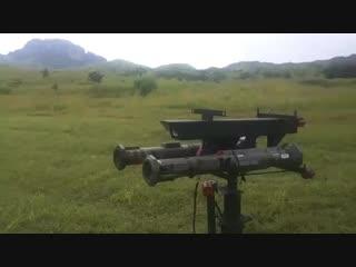 Венесуэльская дистанционно управляемая боевая установка CEMANTAR-1 [3]