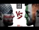 Конор Макгрегор vs Эдди Альварес. Eddie Alvarez vs. Conor McGregor UFC 205