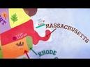 Америка Большое путешествие Серия 4 Бостон Голос Америки