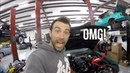 1500HP WHIPPLE HELLCAT, 900whp TT MUSTANG AND CTSV ON METHANOL DYNO!