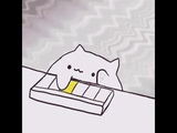 Running in the 90s but its bongo cat