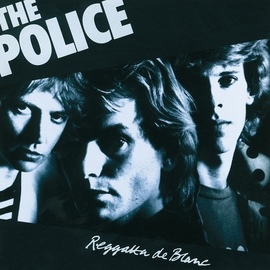 The Police альбом Reggatta De Blanc