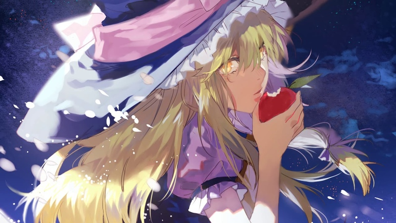 【東方ボーカル】 「Bad Apple!! feat.nomico (豚乙女 Ver.)」 【Alstroemeria Records】【Subbed】