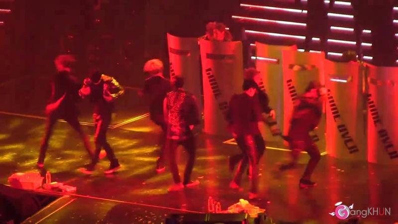 [Fancam] Game Over (2PM GOT7) @ JYPNation in BKK