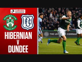 Hibernian vs. Dundee _ Hibs and Dundee Share the Spoils! _ Ladbrokes Premiership