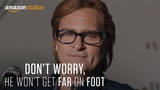 Don't Worry, He Won't Get Far on Foot - Featurette John Callahan Amazon Studios