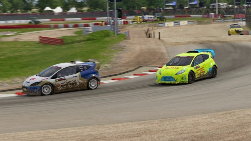 Project CARS 2 ралликросс