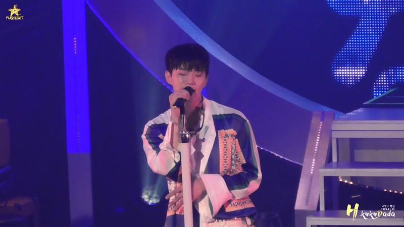 """[FANCAM] JUNHO Solo Tour 2018 """"FLASHLIGHT"""" 『どうせ忘れるだろう』ZEPP"""