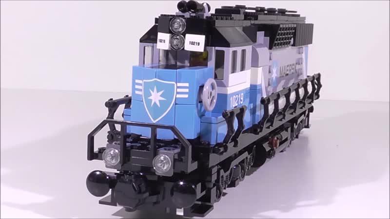 AustrianLegoFan Lego Cargo Trains 2006 2018 Compilation of all Sets