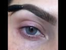 водостойкие помадки для бровей и глаз