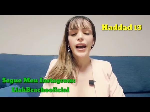 Liah Bracho mais 1 vez de Forma brilhante manda seu Recado p as Eleições 2018.INSCREVA SE No Canal