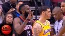 LA Lakers vs Houston Rockets 1st Half Highlights | 01/19/2019 NBA Season